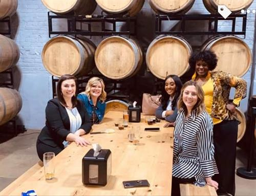 Loyalty Event at Urban Roots Brewery & Smokehouse