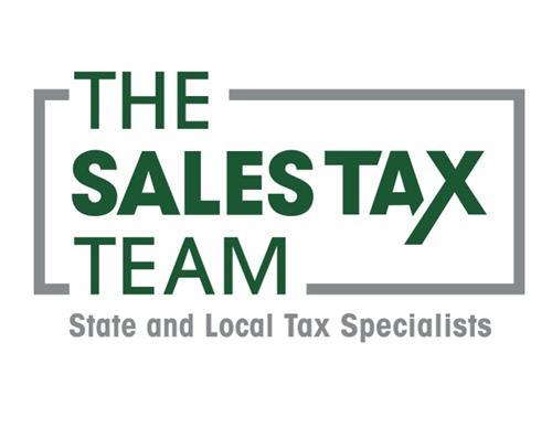 The Sales Tax Team Logo (Standard)
