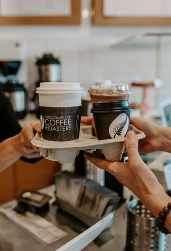 Coffees to go