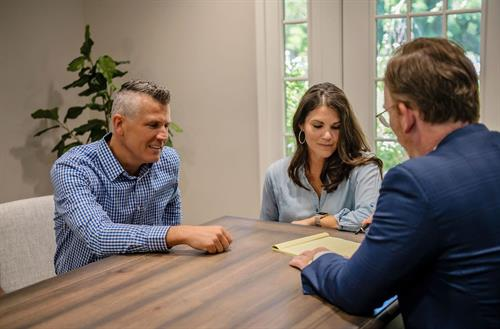Offering personalized legal counsel to individuals, couples, and families