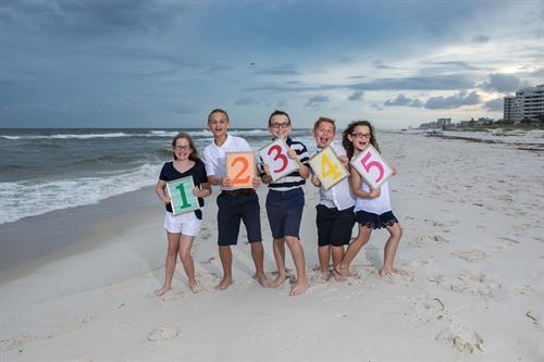 childrens photography perdido key fl vacation beach portraits