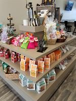 Gourmet chocolates, jams, spreads and cookies!