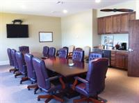 Airport conference room