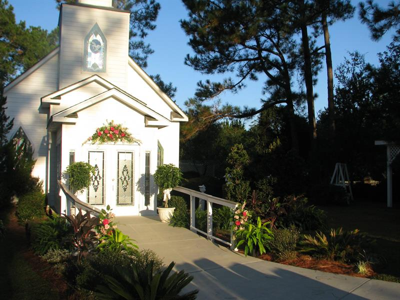 Gulf Shores Wedding Chapel Wedding Event Services