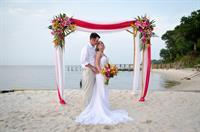 Luxurious Sand Ceremony.