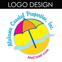 This logo was designed for Alabama Coastal Properties