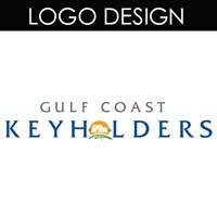 This logo was designed for Gulf Coast Key Holders