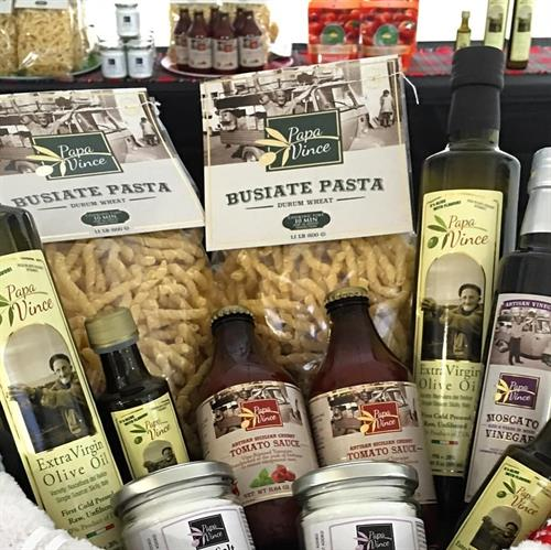 Farm Fresh Foods from Sicily.