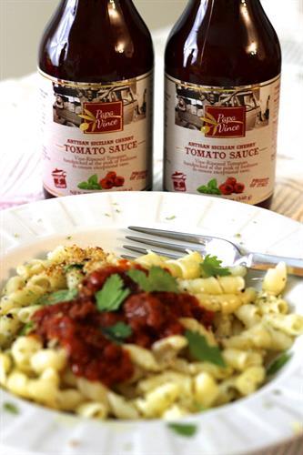 Papa Vince Pasta & Tomato Sauce