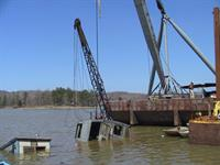Heavy Salvage Up To 200 Tons