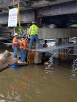 Pile Encasement & Bridge Repairs