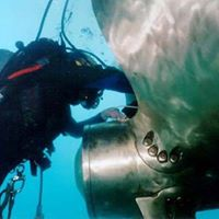 Underwater Hull Inspections, Repairs & Cleaning