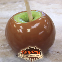 Fresh Caramel Apples with Kayden's Caramel recipe: https://kaydenscandyfactory.com/collections/treats/products/caramel-apples