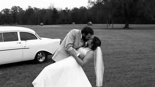 Dillon and Tamara Wedding