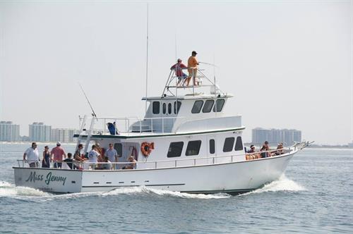 Miss Jenny, 58' Harkers Island
