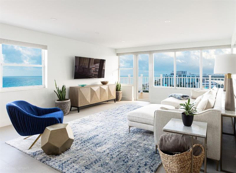 Hollywood Beach Total Condo Renovation