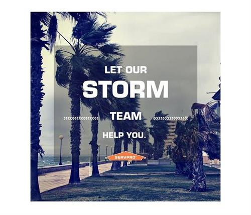 LET OUR STORM TEAM HELP YOU