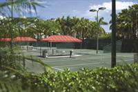 10 Clay Court Tennis Center, The Westin Diplomat Resort & Spa