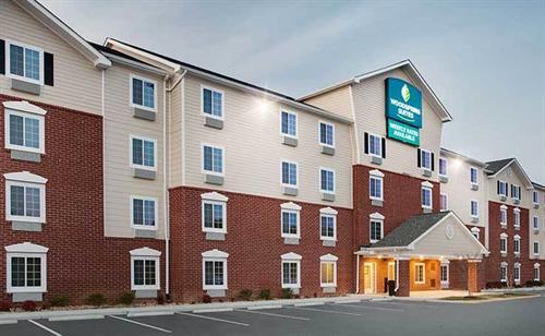 Gallery Image WoodSpring-Suites-Fredericksburg-Extended-Stay-Hotel--Evening-Exterior-1-738x456-800.jpg