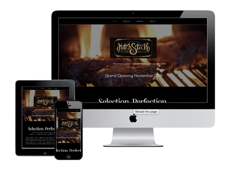 Websites for Restaurants