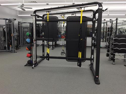Brand new Fitness Center
