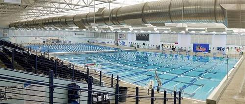 Olympic Size Competition Pool
