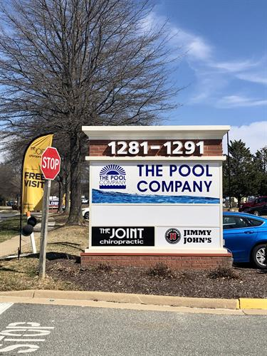 You can find us at 1285 Carl D Silver Parkway, next to Jimmy John's and The Pool Company