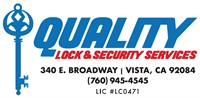 Quality Lock & Security Services