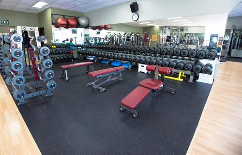 Dimensional Fitness Concepts Personal Training Studio