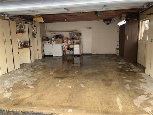 Garage Cleanup After