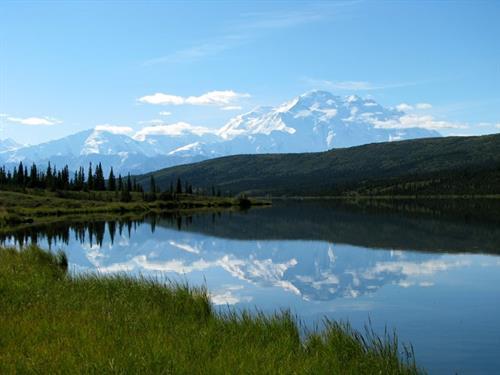 Mt. McKinley, Alaska