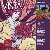Vista Magazine Features 40 Under 40