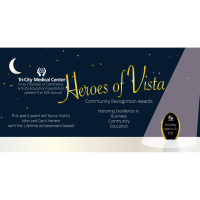 CELEBRATE THE HEROES OF VISTA ON MARCH 20, 2021