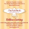 Two Hawk Employment Services Ribbon Cutting