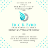 Eric B. Byrd Insurance Agency Ribbon Cutting