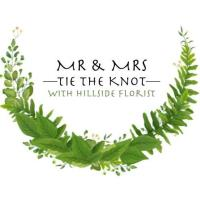 Mr & Mrs. Tie the Knot - Hillside Florist Wedding Showcase