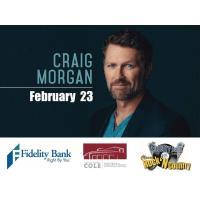 Craig Morgan In Concert - Fidelity Bank Rock 'N Country Series
