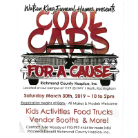 Cool Cars for a Cause
