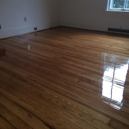 Dixie Janitorial Service Inc DBA Hardwood Floors