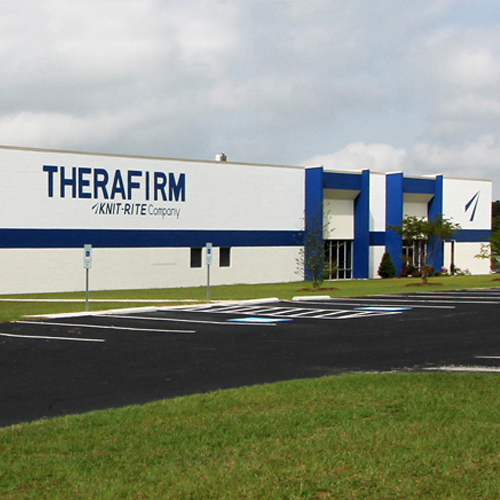 Therafirm manufacturing facility in Hamlet, NC
