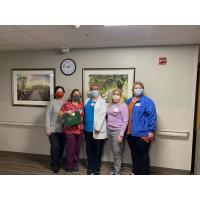 'She Saved My Life:' MRH Nurse Honored with DAISY Award After Helping Patient Beat COVID-19