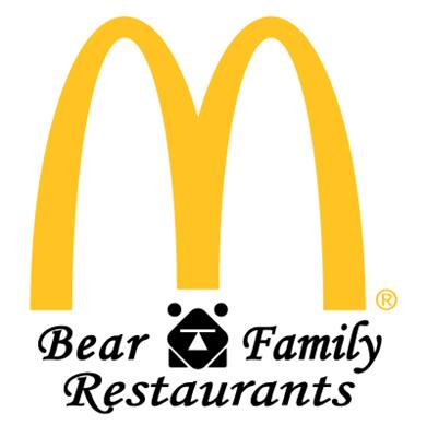 McDonald's - Bear Family Restaurants, Higgins Road
