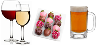 The Schaumburg-Hoffman Lions Club Present Sips & Nibbles