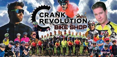 Crank Revolution Bike Shop