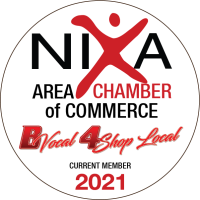 Nixa Chamber Luncheon- Nov. 10th 2020