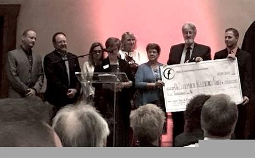 NCF donates $5,000 to establish the Dr. Kleinsmith Fund for Nixa Public Schools