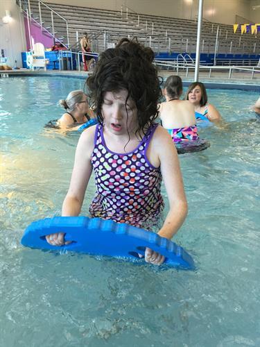 Swimming & Water Aerobics
