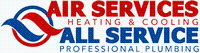Air Services Heating & Cooling/ All Service Professional Plumbing