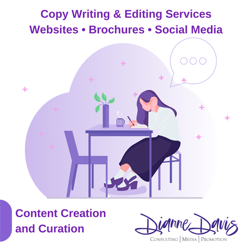 Proofreading and Content Creation Services