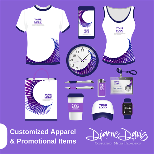 Customized Apparel & Promotional Items for Teams